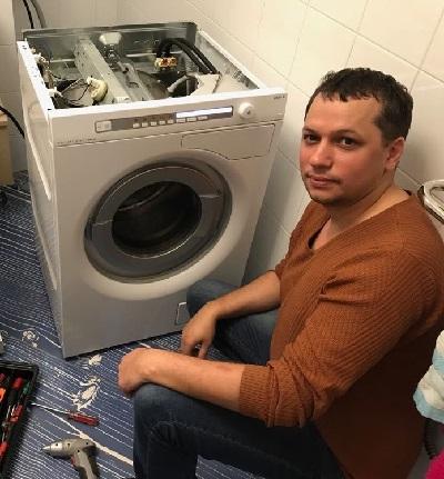 Ремонт стиральных машин - частный мастер на дому
